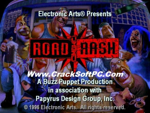 Road Rash Download Full Version-Cover-CrackSoftPC