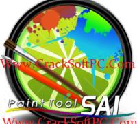 Paint Tool Sai Free 1.2.5 Full Version Crack Download Free