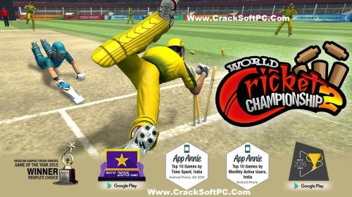 World Cricket Championship 2 apk-CrackSoftPC
