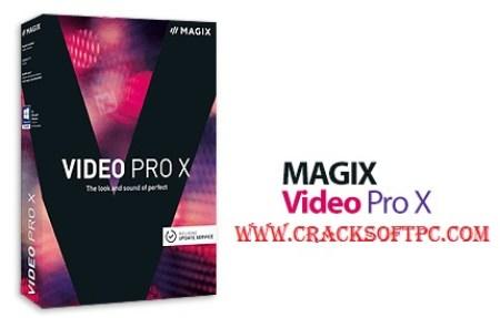Magix Video Pro X10 v16.0.1 Crack 2018-Cover-CrackSoftPC