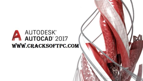 Autocad 2017 Crack Keygen-Cover-CrackSoftPC