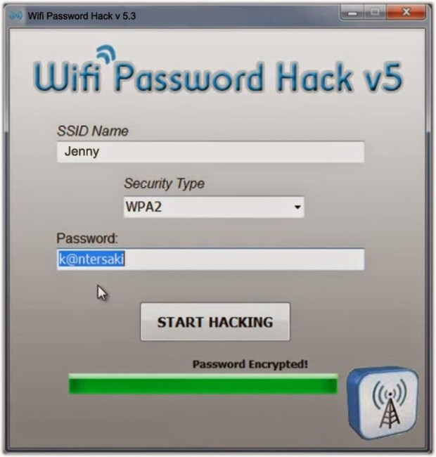 change wifi password-CrackSoftPC
