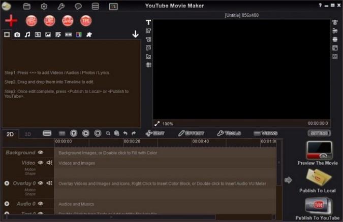 Youtube Movie Maker Platinum