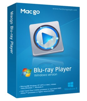 Macgo Windows Blu-ray Player 2017