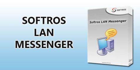 Softros LAN Messenger 2017