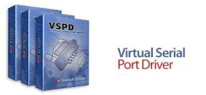 Virtual Serial Port Driver 2017