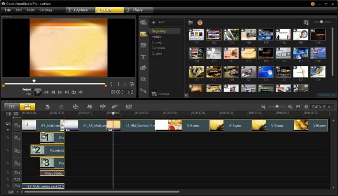 Corel VideoStudio Pro 2017
