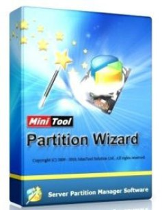 MiniTool Partition Wizard 2017
