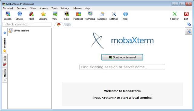 mobaxterm professional edition serial