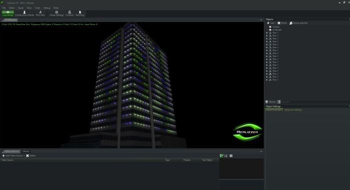 Realizzer 3D Windows