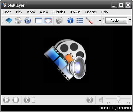 SMPlayer windows