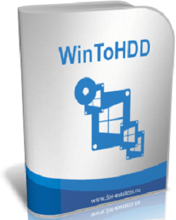 WinToHDD windows