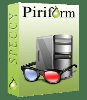 Speccy Professional windows