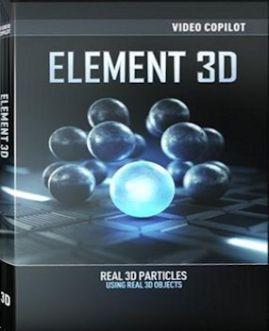Video Copilot Element 3D windows