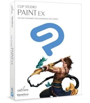 Clip Studio Paint EX windows