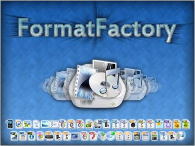 Format Factory windows