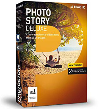 MAGIX Photostory Deluxe windows