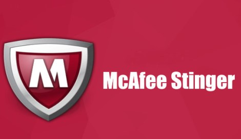 McAfee Stinger windows