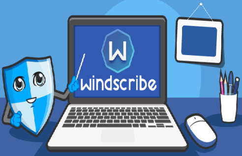 Windscribe VPN Windows
