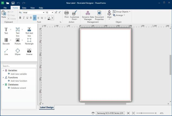 NiceLabel Pro Windows