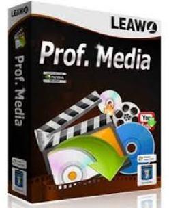 Leawo Prof Media Windows
