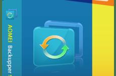 AOMEI Backupper Standard 6.4.0 Crack Download HERE !