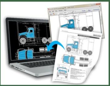 AutoDWG PDF to DWG Converter Windows