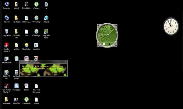 Easy WiFi Radar Windows