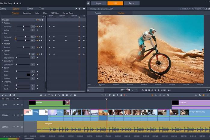Pinnacle Studio Ultimate 24 Windows