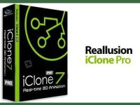 Reallusion iClone Pro 7.82.4515.1 Crack Download HERE !