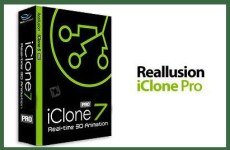 Reallusion iClone Pro 7.81.4501.1 Crack Download HERE !
