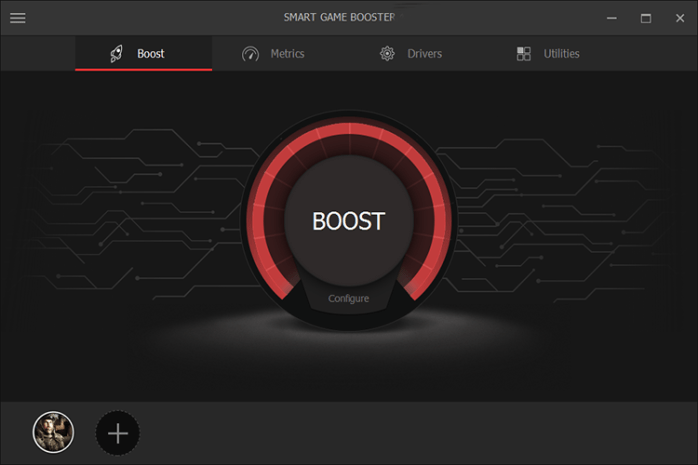 Smart Game Booster Windows