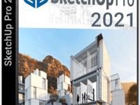 SketchUp Pro 2021 v21.1.332 Crack Download HERE !