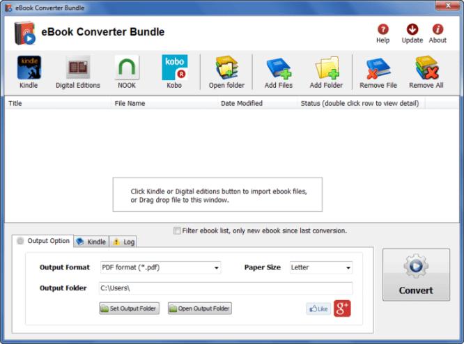 eBook Converter Bundle latest version