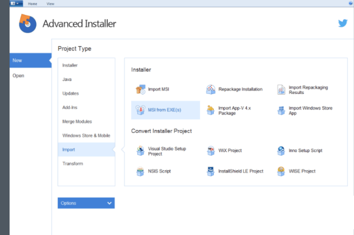 Advanced Installer Architect latest version