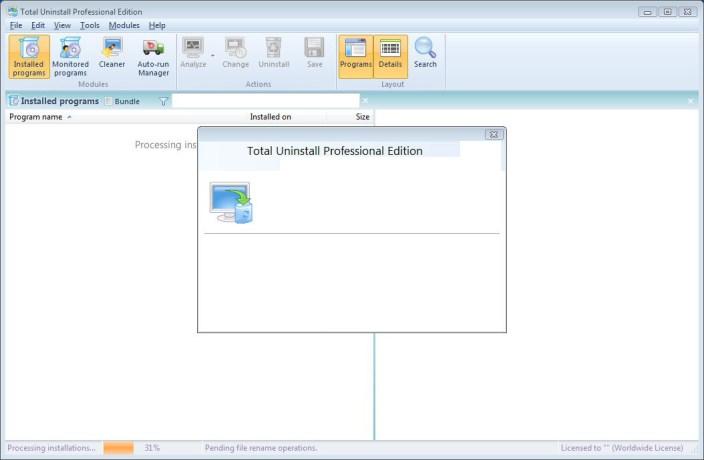 Total Uninstall PRO latest version