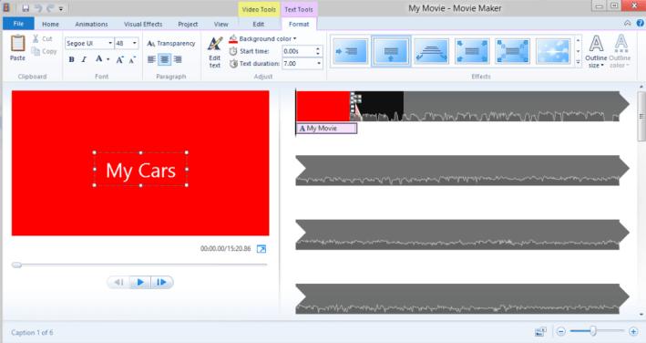 Windows Movie Maker latest version