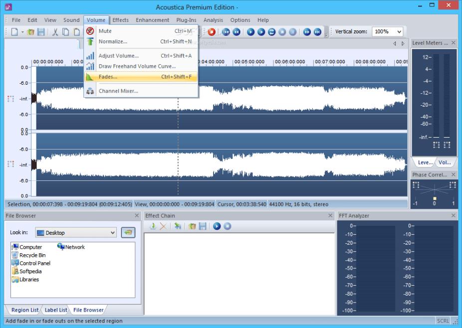 Acoustica Premium Edition latest version