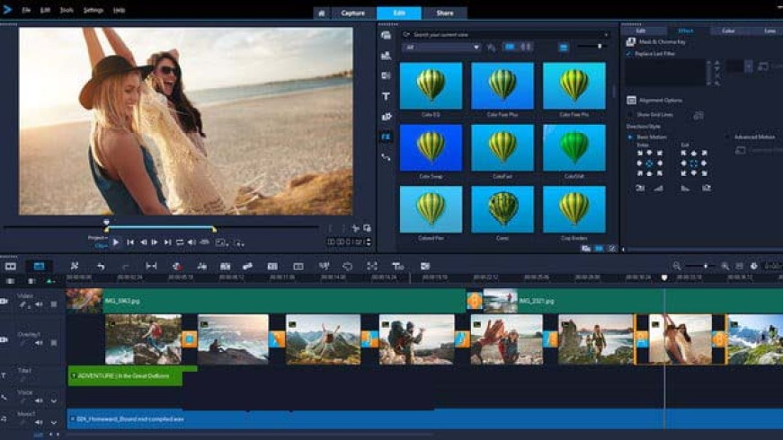 Corel VideoStudio Ultimate latest version