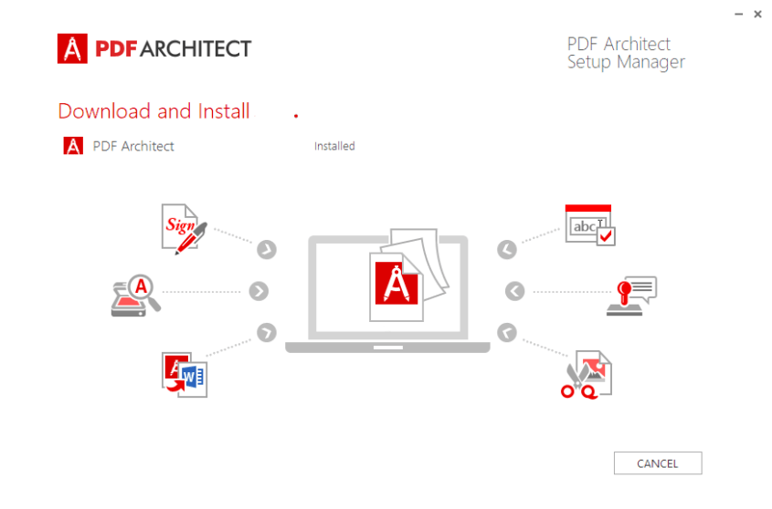 PDF Architect latest version