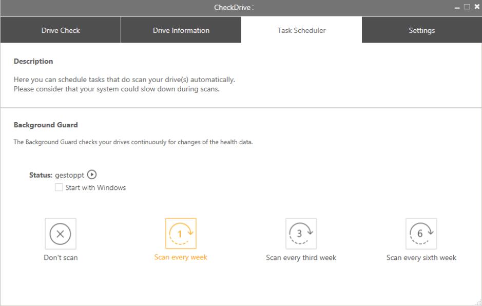 Abelssoft CheckDrive latest version