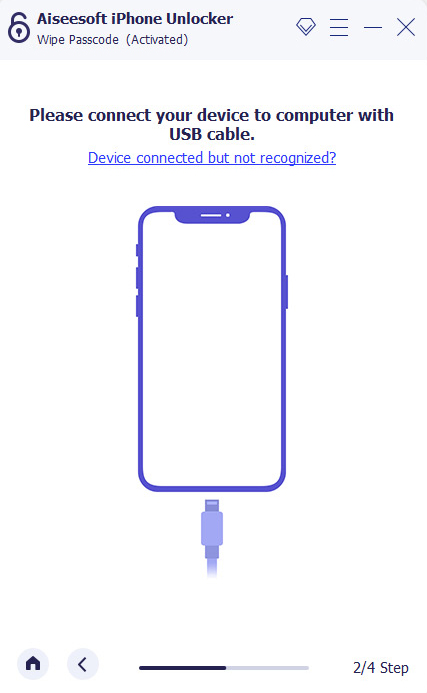 Aiseesoft iPhone Unlocker latest version