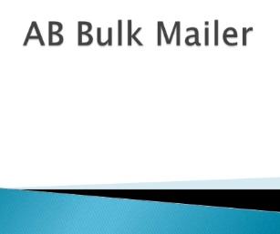 AB Bulk Mailer