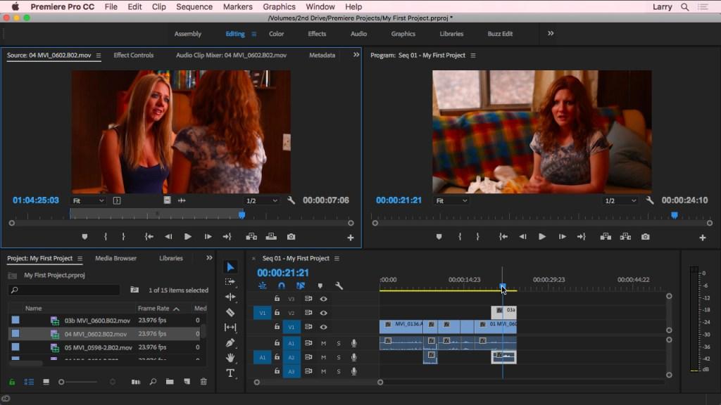 Adobe Premiere Pro latest version