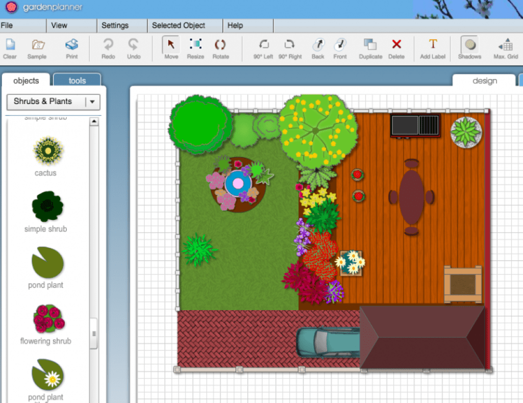 Garden Planner latest version