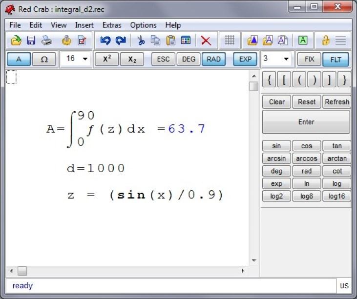 RedCrab Calculator PLUS latest version