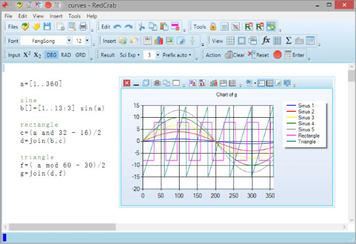 RedCrab Calculator PLUS windows