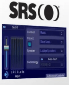 SRS Audio SandBox