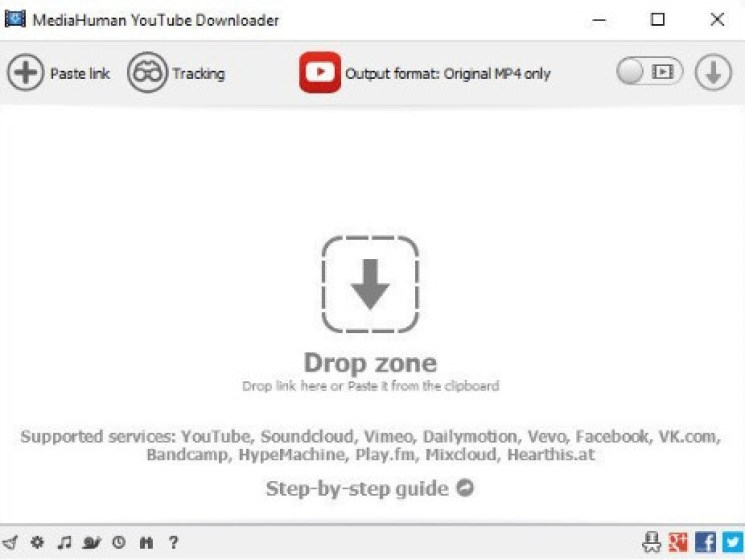 MediaHuman YouTube Downloader windows
