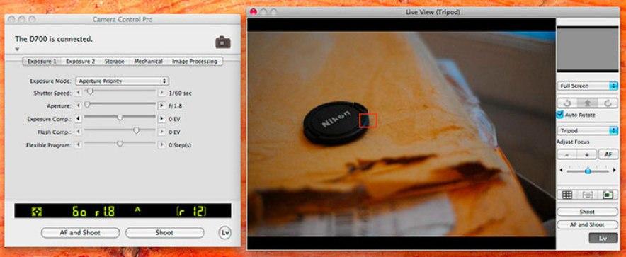 Nikon Camera Control Pro windows